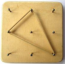 How to make a geo board in Three simple steps?