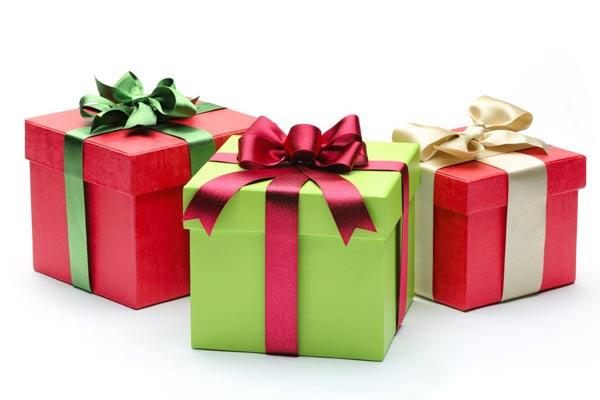 Sensory presents for Christmas on a low budget